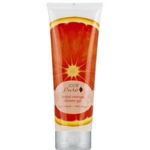 100% Pure Blood Orange Shower Gel