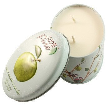 100% Pure Candle Sour Apple
