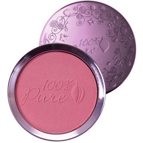 100% Pure Fruit Pigmented Blush Pink Plum