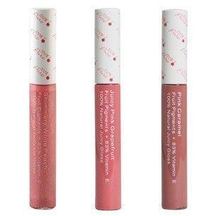 100% Pure Fruit Pigmented Lip Glosses Juicy Pink Grapefruit