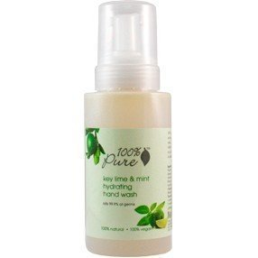 100% Pure Hydrating Hand Wash Key Lime & Mint
