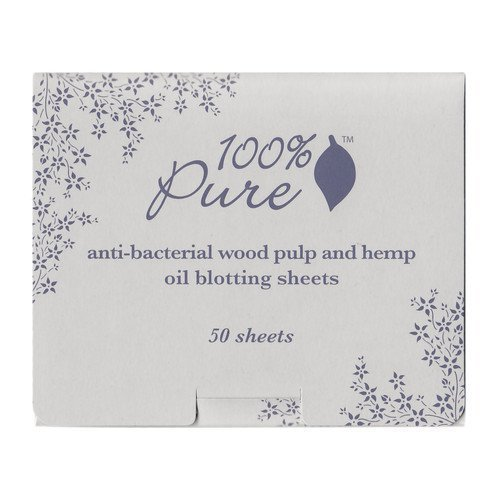 100% Pure Oil-Blotting Paper