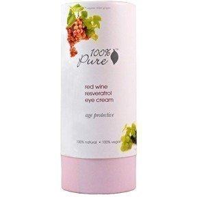 100% Pure Red Wine Resveratrol Eye Cream