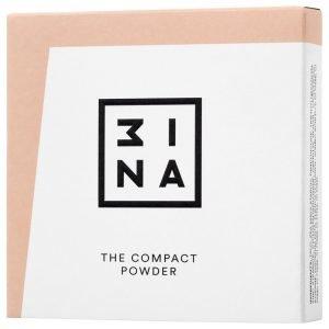 3ina Compact Powder 11.5g Various Shades 201