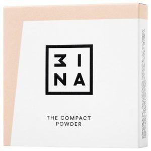 3ina Compact Powder 11.5g Various Shades 202
