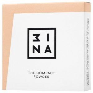 3ina Compact Powder 11.5g Various Shades 203