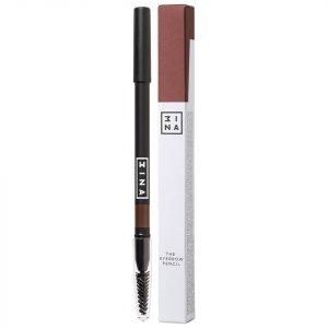 3ina Eyebrow Pencil Various Shades 102