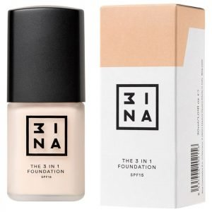 3ina Makeup 3-In-1 Foundation 30 Ml Various Shades 208