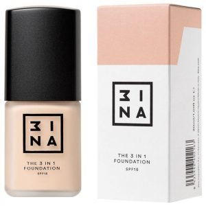 3ina Makeup 3-In-1 Foundation 30 Ml Various Shades 209