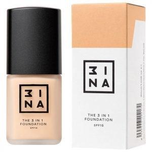 3ina Makeup 3-In-1 Foundation 30 Ml Various Shades 210