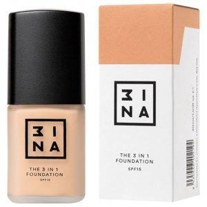 3ina Makeup 3-In-1 Foundation 30 Ml Various Shades 212