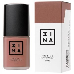3ina Makeup 3-In-1 Foundation 30 Ml Various Shades 222