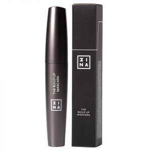3ina Makeup The Build Up Mascara Black 12.5 Ml