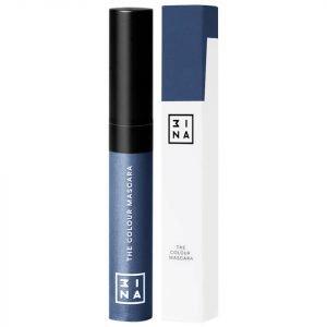 3ina Makeup The Color Mascara Dark Blue 14 Ml