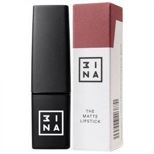 3ina Matte Lipstick 4 Ml Various Shades 401