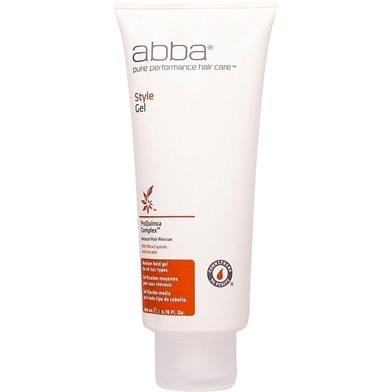 Abba Haircare Style Gel 200ml
