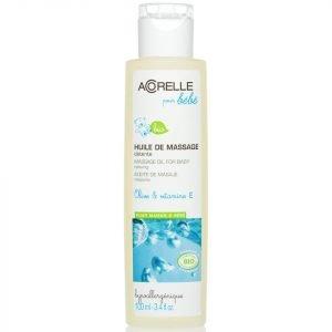 Acorelle Organic Baby Massage Oil 100 Ml