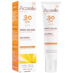 Acorelle Organic Spf30 Sun Spray 100 Ml