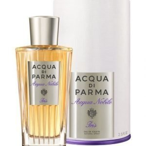 Acqua Di Parma Acqua Nobile Iris Edt Natural Spray Tuoksu 75 ml