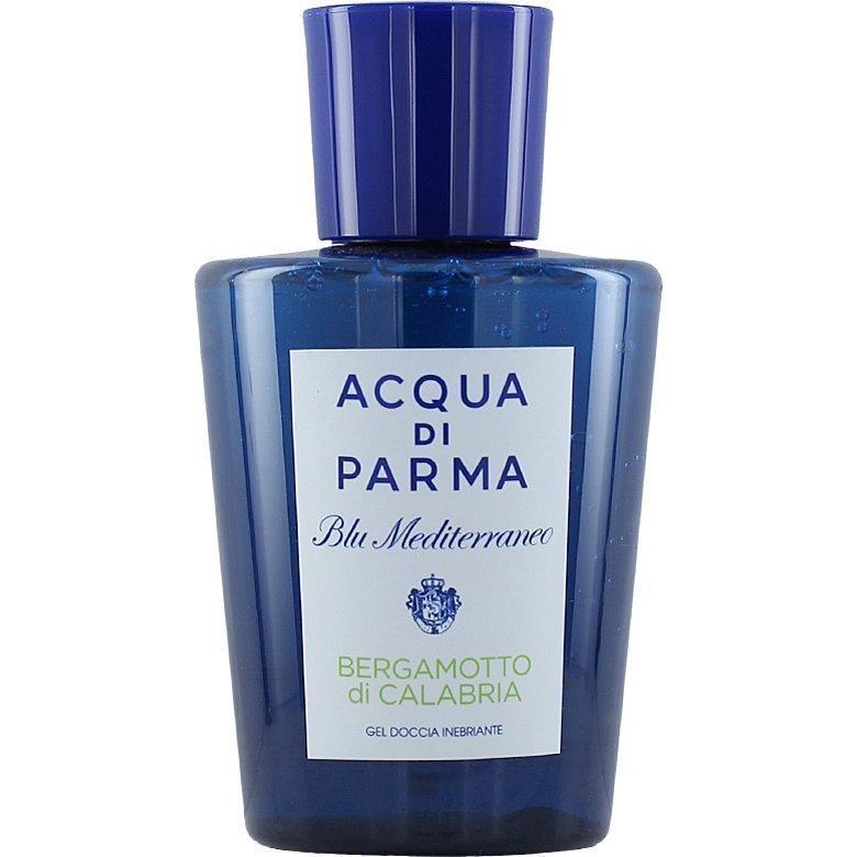 Acqua Di Parma Blu Mediterraneo Bergamotto Di Calabria Shower Gel 200ml