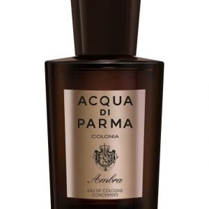 Acqua Di Parma Colonia Ambra Eau De Cologne Natural Spray Tuoksu 100 ml