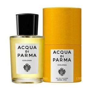Acqua Di Parma Colonia Eau De Cologne Natural Spray Tuoksu Miehelle 50 ml