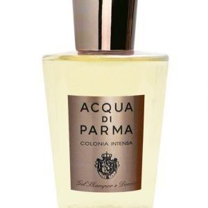 Acqua Di Parma Colonia Intensa Hair & Shower Gel Suihkugeeli 200 ml
