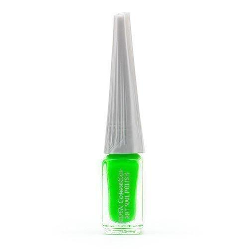 Aden Art Decor Nail Polish Green
