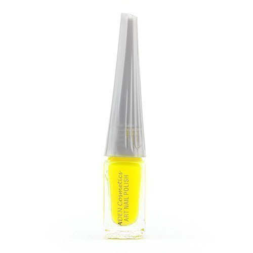 Aden Art Decor Nail Polish Yellow