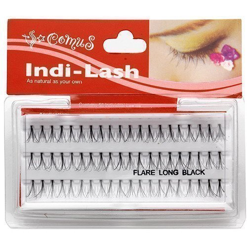 Aden Indi-Lash Flare Long Black