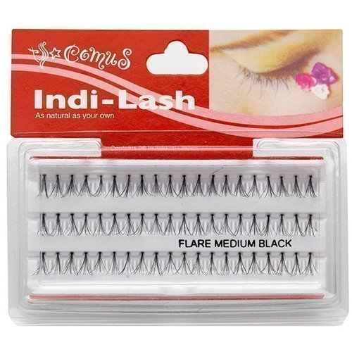 Aden Indi-Lash Flare Medium Black
