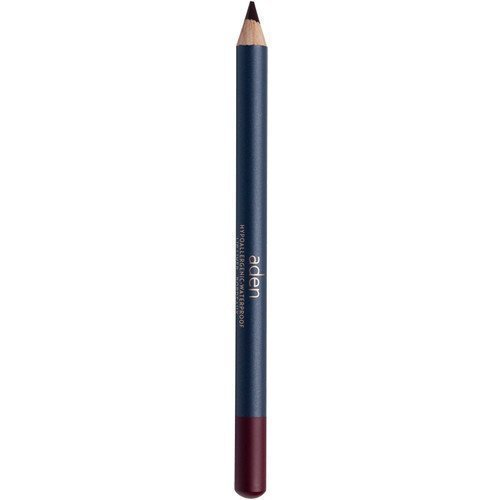 Aden Lipliner Pencil Bordeaux