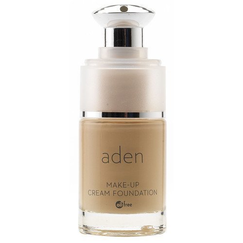 Aden Make-Up Cream Foundation 02