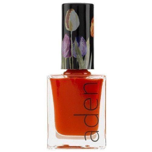 Aden Nail Polish Blood Orange