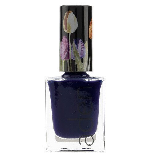 Aden Nail Polish Deep Purple