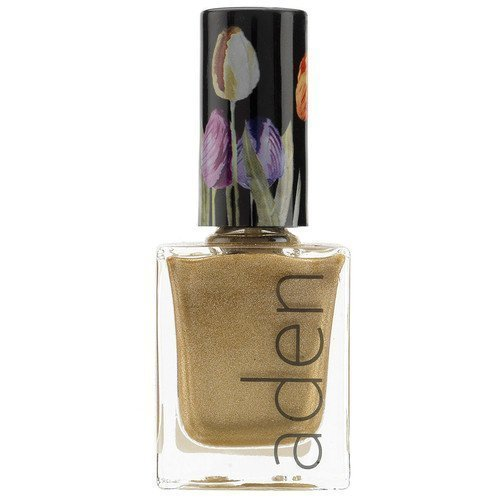Aden Nail Polish Golden Eye
