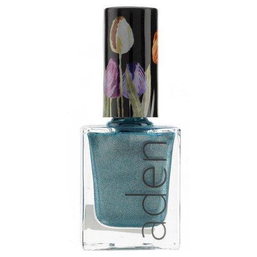 Aden Nail Polish Sparkling Blue