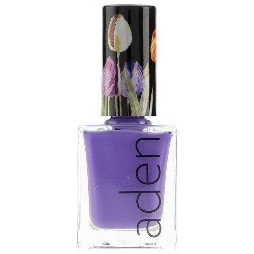 Aden Nail Polish Violet Violet