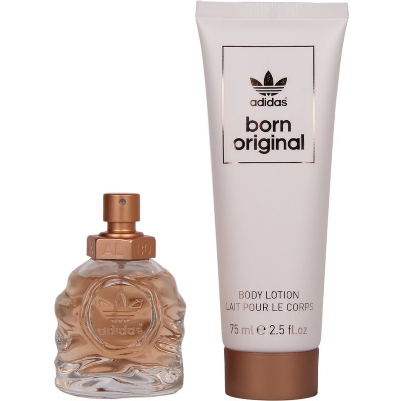 Adidas Born Original For Her EdP 30ml Body Lotion 75ml