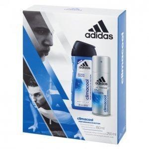 Adidas Climacool Men Suihkugeeli 250 Ml & Antiperspirantti 150 Ml Lahjapakkaus
