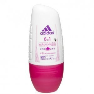 Adidas Cool & Care 6in1 Roll-On 48h Naisten Antiperspirantti 50 Ml
