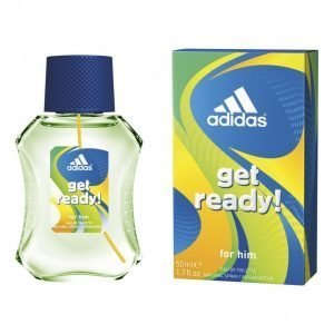 Adidas Get Ready For Him Edt Tuoksu 50 Ml