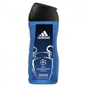 Adidas Uefa Suihkugeeli 250 Ml