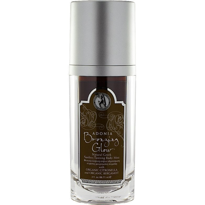 Adonia Bronzing Glow Natural Greek Sunless Tanning Body Mist 71ml