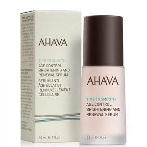 Ahava Age Control Brightening And Renewal Serum 30 Ml