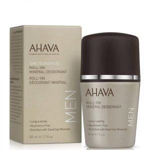 Ahava Dead Sea Mineral Deodorant 50 Ml For Men