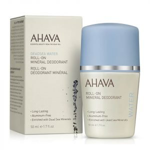 Ahava Dead Sea Mineral Deodorant 50 Ml For Women