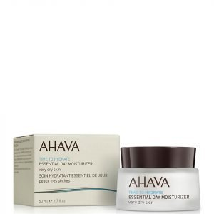 Ahava Essential Day Moisturizer Very Dry 50 Ml