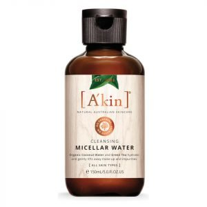 A'kin Cleansing Micellar Water 150 Ml