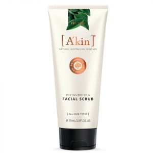 A'kin Invigorating Facial Scrub 75 Ml